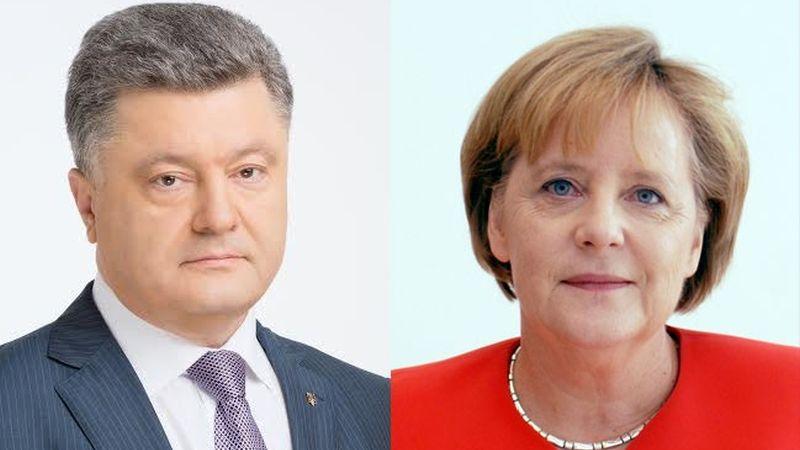 Президент провів телефонну розмову з Федеральним канцлером Німеччини