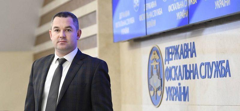 Мирослав Продан зустрівся з керівником Програми EXBS Посольства США в Україні Джеймсом Джонсоном