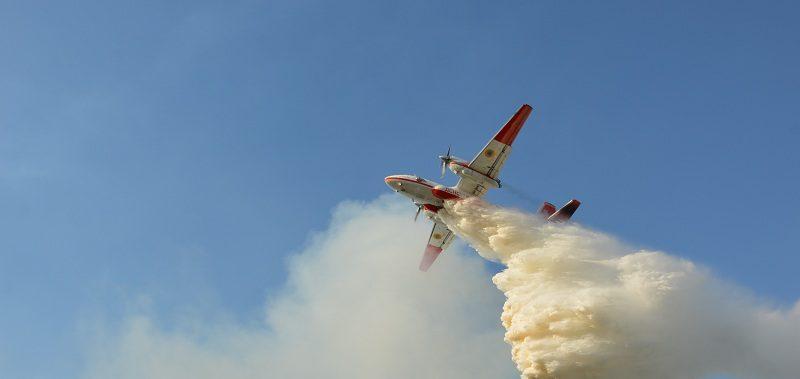 Літак ДСНС України повернувся з Грузії