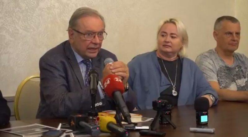 1 вересня в Україні розпочалися зйомки фільму «Ефір» режисера Кшиштофа Зануссі