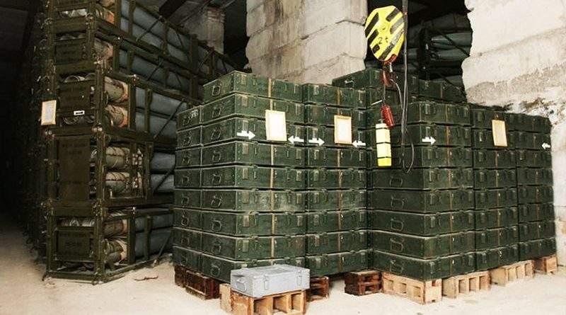 Уряд виділив 100 млн грн на підвищення рівня захищеності об'єктів зберігання боєзапасу ЗСУ