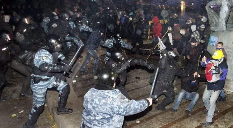ГПУ повідомила про підозру колишнім командиру взводу та міліціонеру «Беркут» у розгоні «студентського Майдану»