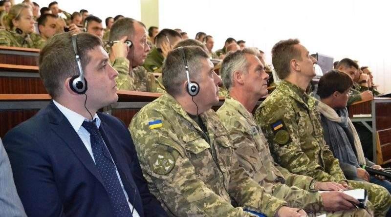 Військовий інститут телекомунікацій та інформатизації відвідала делегація Альянсу в рамках «Днів НАТО» (фото)