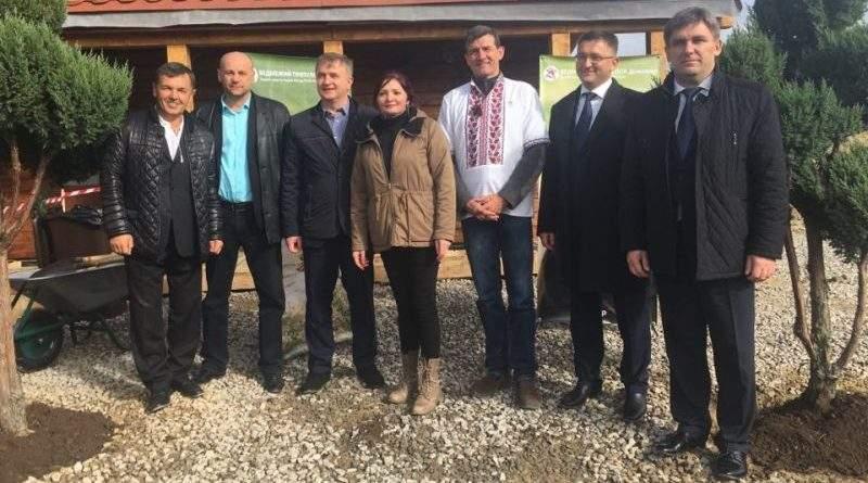 На Львівщині урочисто відкрили ведмежий притулок «Домажир» (фото, відео)