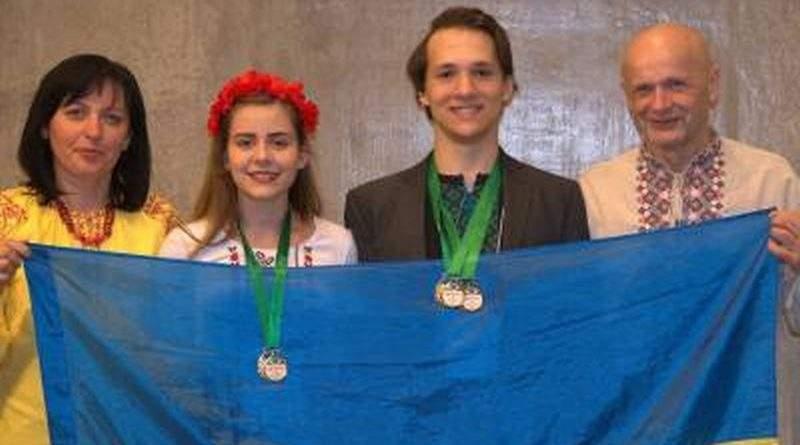 Українська команда здобула дві золоті медалі на Міжнародній учнівській олімпіаді з екології
