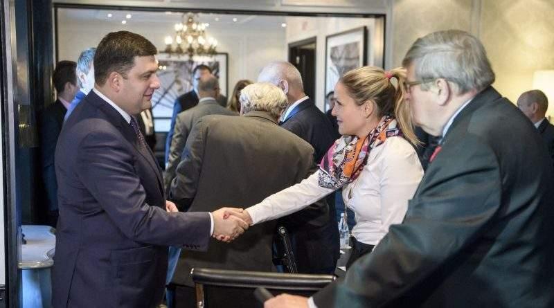Володимир Гройсман зустрівся з громадою українців Канади в Торонто (фото)