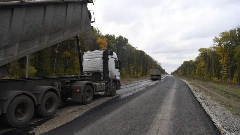 З початку року в Україні реконструйовано понад 2 тис. км доріг