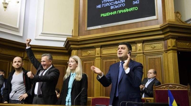 Верховна Рада прийняла медреформу (відео)