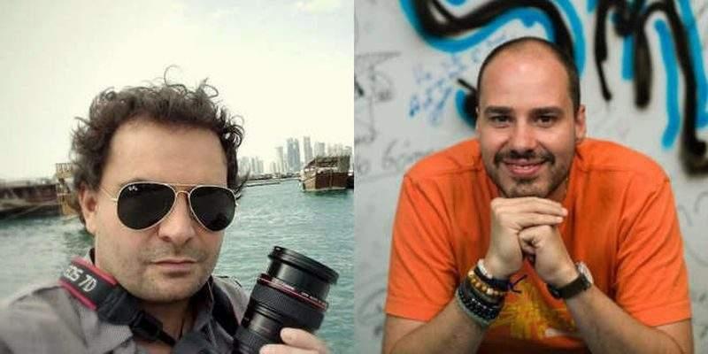 Двом видвореним за фейки журналістам дозволили в'їзд в Україну