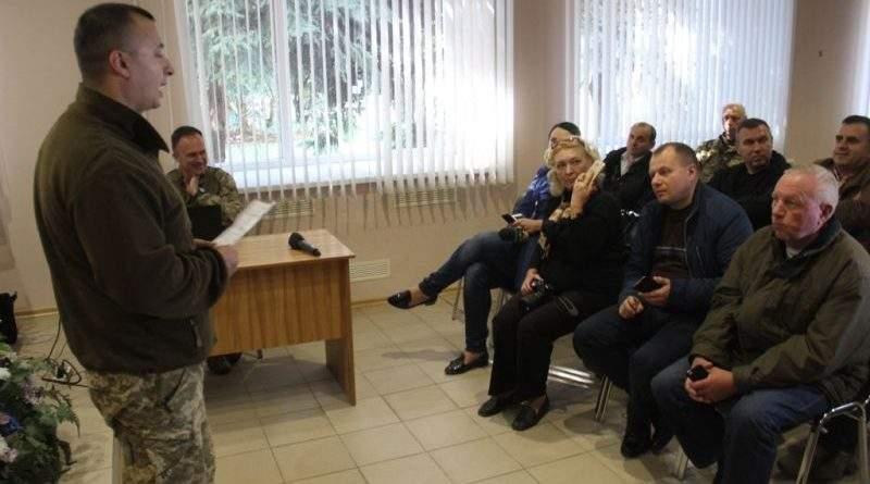 Район АТО відвідали журналісти регіональних видань з різних куточків України (фото)