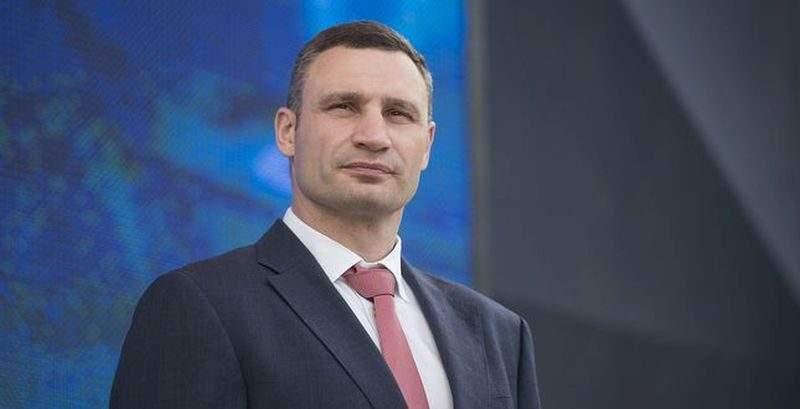 Віталій Кличко вручив сертифікати на квартири учасникам АТО до Дня захисника України (відео)