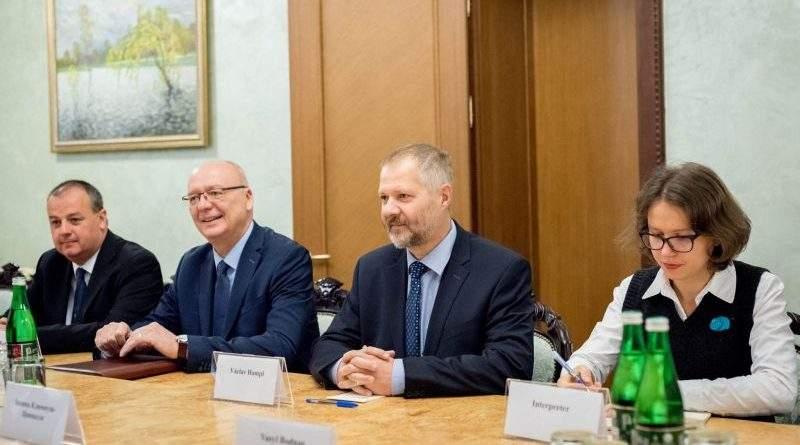 Сенатори Чехії вважають європейську перспективу України очевидною річчю (фото)