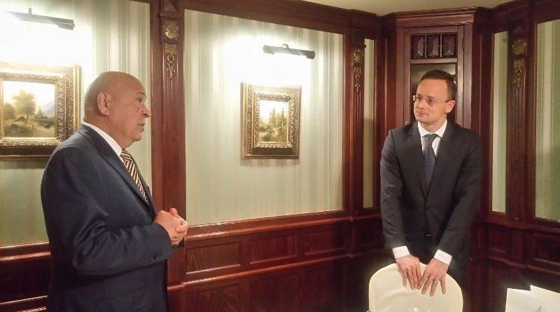 Глава МЗС Угорщини хоче перегляду угоди про асоціацію між Україною та ЄС - МЗС України здивовано