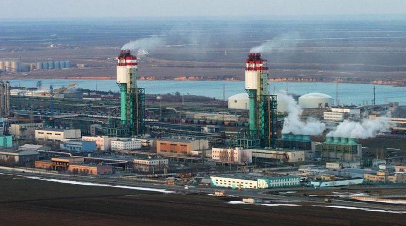 Одеський припортовий завод розпочне роботу до кінця місяця