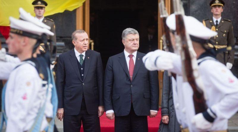 Президент України проводить зустріч з Президентом Турецької Республіки (фото)