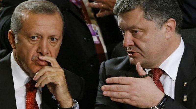 Порошенко зустрінеться з Ердоганом віч-на-віч у Києві 9 жовтня 2017 року