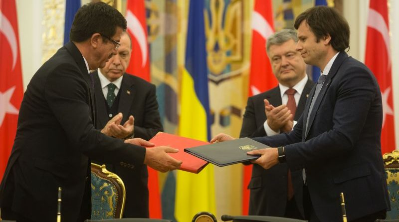 Україна та Туреччина підписали низку угод про співпрацю та поглиблення стратегічного партнерства (фото)