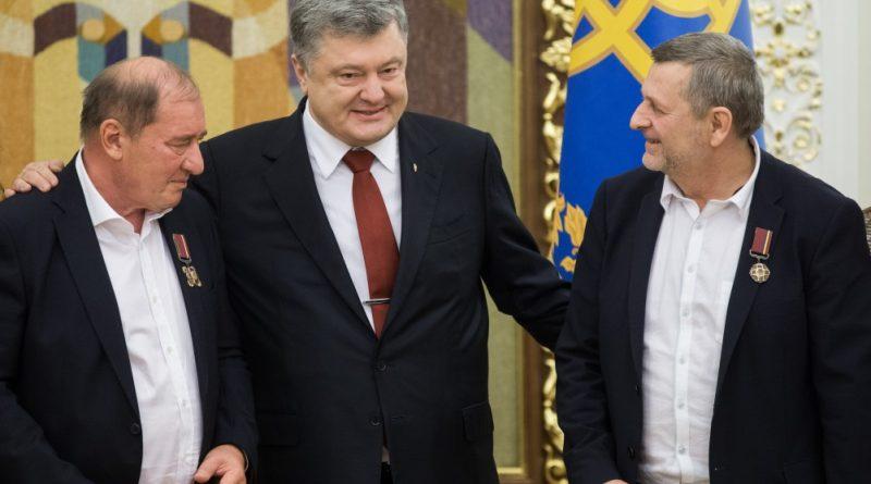 «Наполеглива робота зі звільнення українських заручників продовжиться» - Президент (фото, відео)