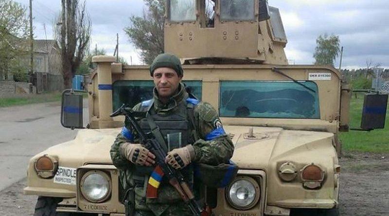 Олександр Блажко: «Коли бачиш вдячність та довіру жителів Донбасу, віра в перемогу стає непохитною» (фото)