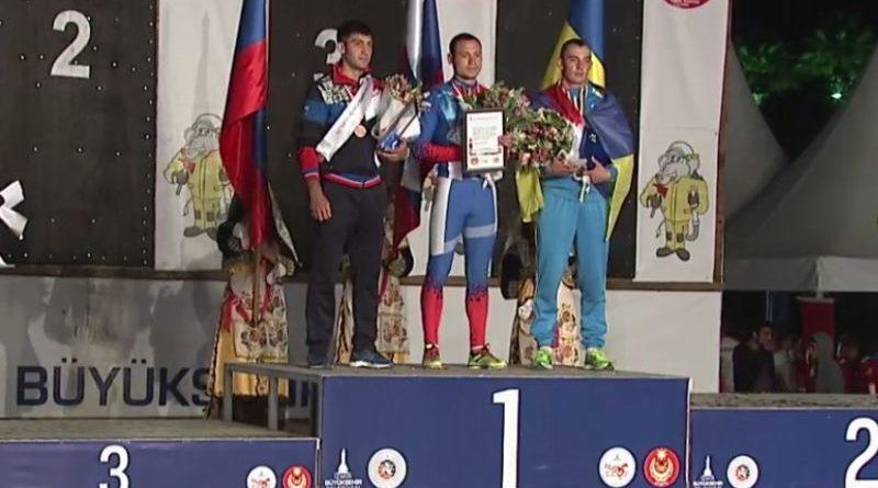 Українські спортсмени вибороли третє місце на Чемпіонаті світу з пожежно-прикладного спорту (фото)