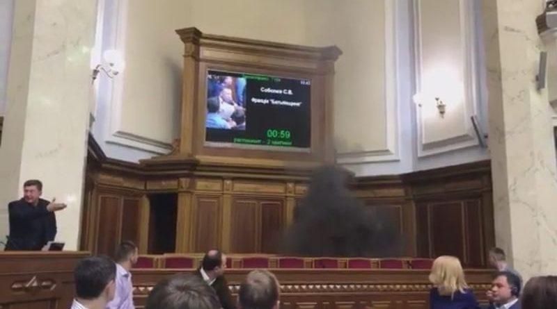 Рада ухвалила Закон про реінтеграцію ОРДЛО у першому читанні (фото, відео)