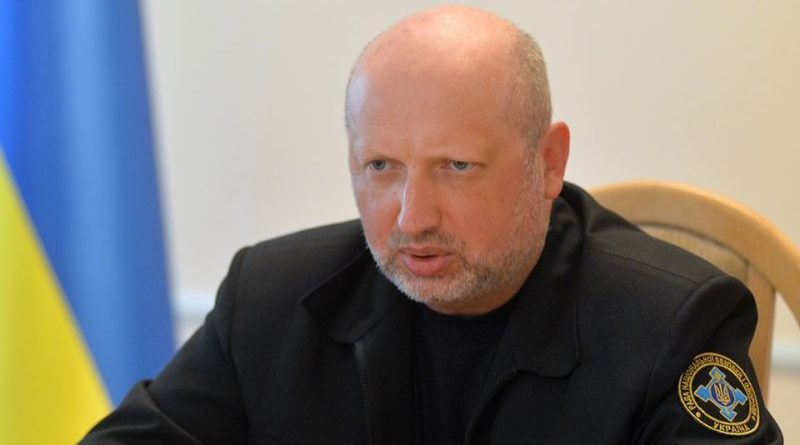 «У світі немає бронетанкової техніки, яку б не можна було знищити українським ПТРК «Скіф»  - Турчинов (відео)