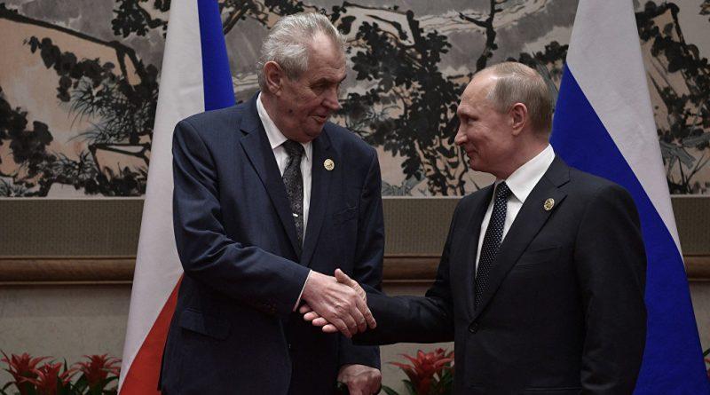 Україна ніколи не торгуватиме своєю свободою - МЗС щодо висловлювань президента Чехії Мілоша Земана