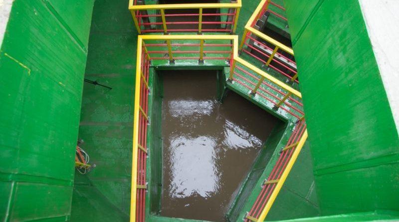 Офіційно запущено Другу нитку Головного столичного каналізаційного колектора (фото, відео)