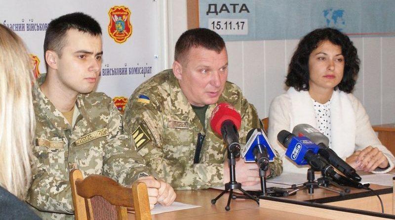 Військовий комісар Львівської області застеріг ухильників від строкової служби