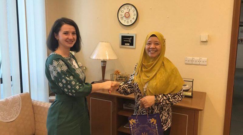 Україна вперше започатковує співпрацю з Малайзією (фото)