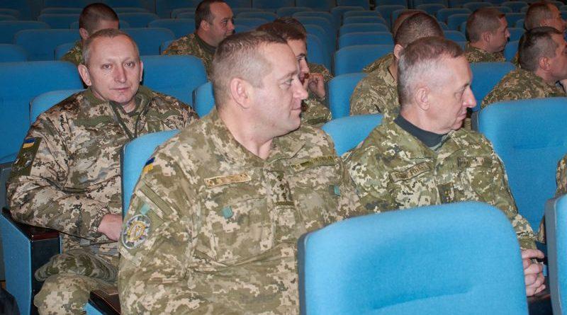 Представники Військової поліції ЗС Канади діляться досвідом лідерства з українськими колегами (фото, відео)