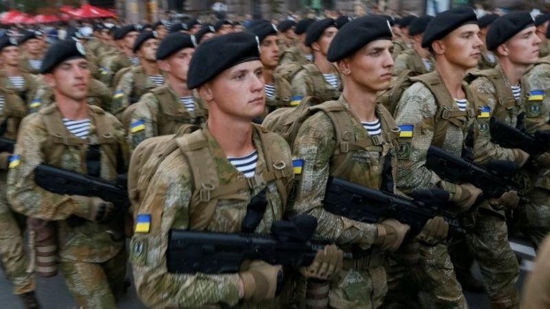 Вітання Президента воїнам та ветеранам морської піхоти ВМС ЗС України з нагоди професійного свята (відео)