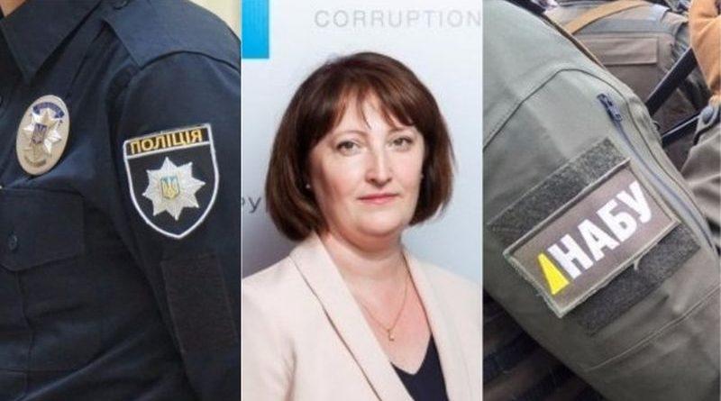Поліція розпочала кримінальне провадження за порушення недоторканності житла працівником НАБУ (відео, документ)