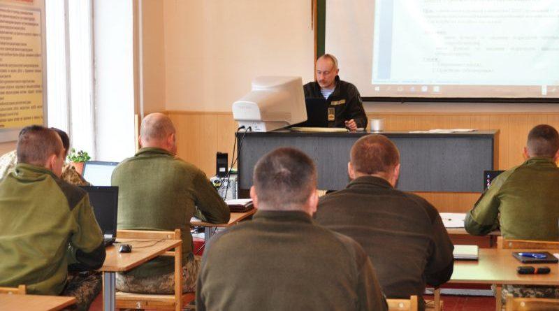 На базі Центру підготовки сержантів відпрацьовано проекти навчальних програм за стандартами НАТО
