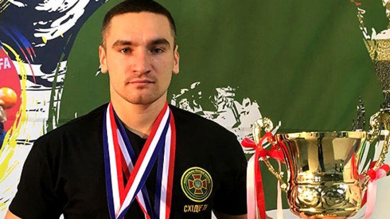 Харківський нацгвардієць завоював срібло на чемпіонаті світу з гирьового спорту в Сеулі