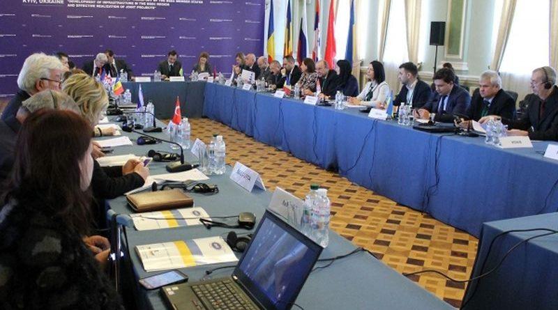 Заява від України на засіданні Міністрів транспорту Організації Чорноморського економічного співробітництва (відео)