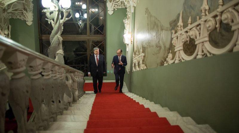 Президент України зустрівся з Президентом групи Світового банку (фото)