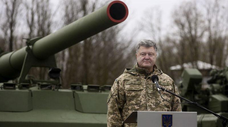 Президент відвідав практичні заняття по нарощуванню спроможностей ракетних військ і артилерії ЗСУ (фото)