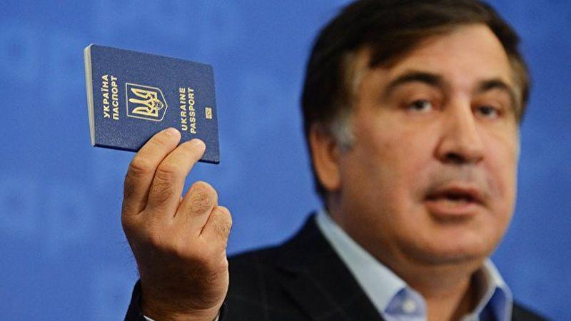 31 жовтня до ВАСУ надійшов позов Міхеіла Саакашвілі до Президента України