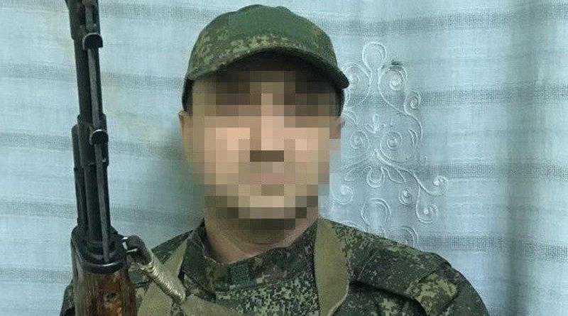 СБУ затримала розвідника «ДНР» у районі проведення АТО (фото)