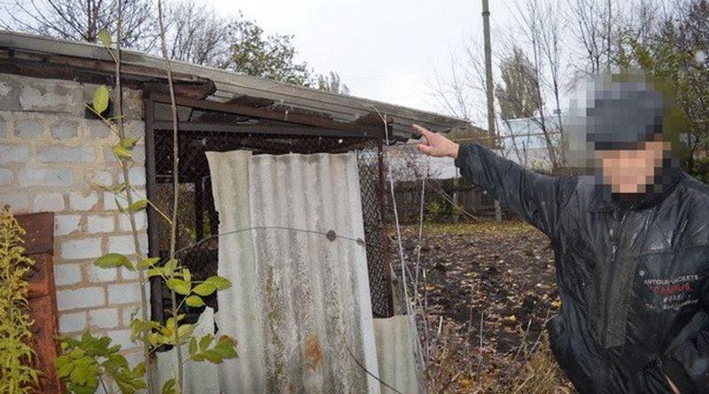 На Луганщині СБУ затримала спільника терористів із вибухівкою (фото, відео)
