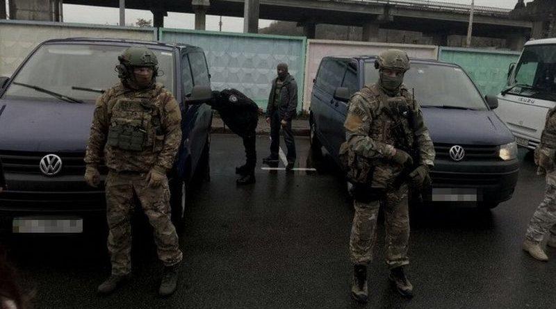 СБУ викрила двох громадян РФ, які здійснювали підривну діяльність проти України (фото)