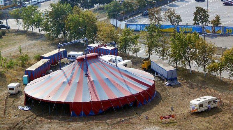 У Києві заборонили цирки-шапіто з тваринами