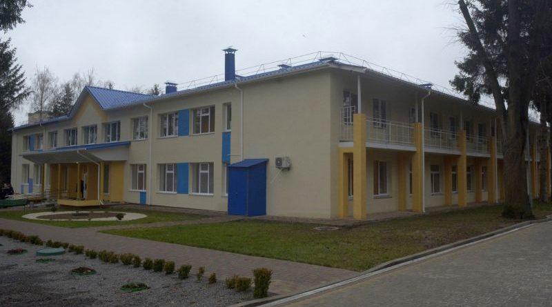 У Вінницькому військовому шпиталі відкрили новий лікувальний корпус (фото)