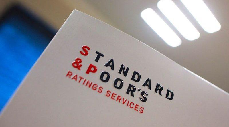 S&P Global Ratings підтвердило суверенний кредитний рейтинг України на рівні  «B-/B» із стабільним прогнозом
