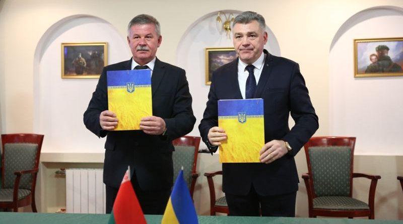 Україна та Біларусь домовились про нарощення зусиль щодо припинення протиправної діяльності на спільному кордоні