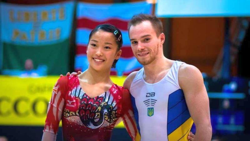 Молодший лейтенант Олег Верняєв – переможець міжнародного турніру зі спортивної гімнастики
