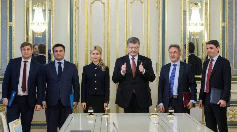 У присутності Президента відбулось підписання Угод щодо розширення харківського метрополітену (фото, відео)