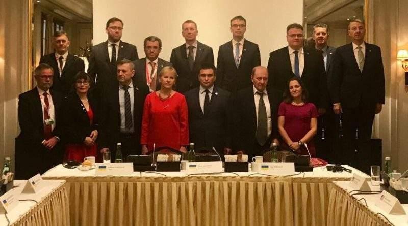 На полях Ради МЗС ОБСЄ у Відні відбувся захід з проблематики прав людини в окупованому РФ Криму (фото, відео)