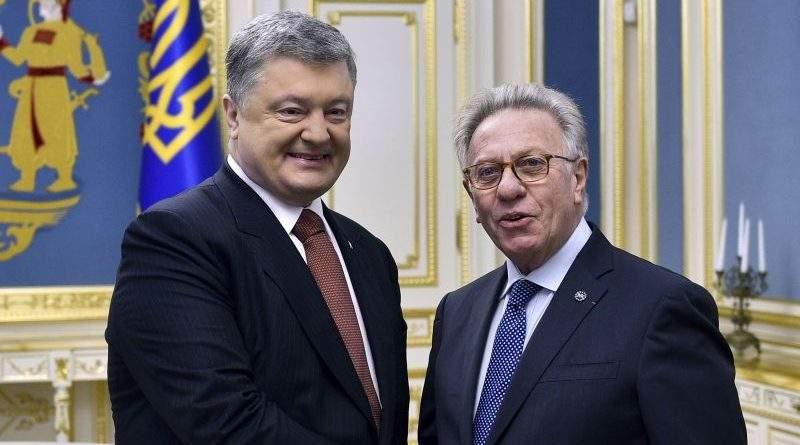 Президент України провів зустріч із Головою Венеційської комісії (фото)